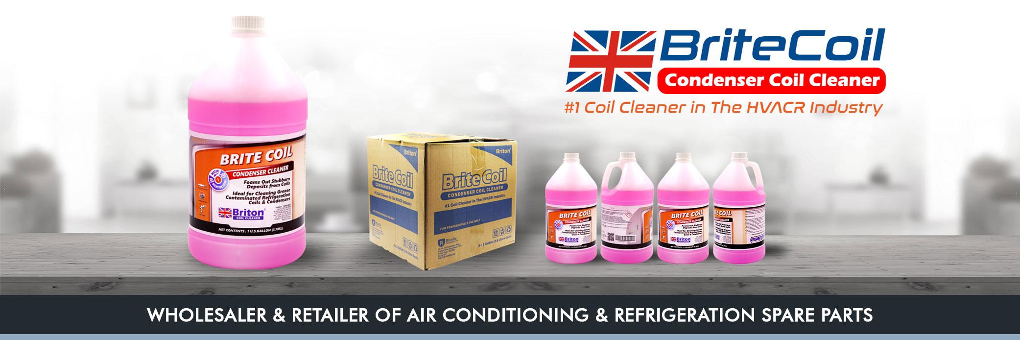 Brite Coil Condenser Cleaner in Oman