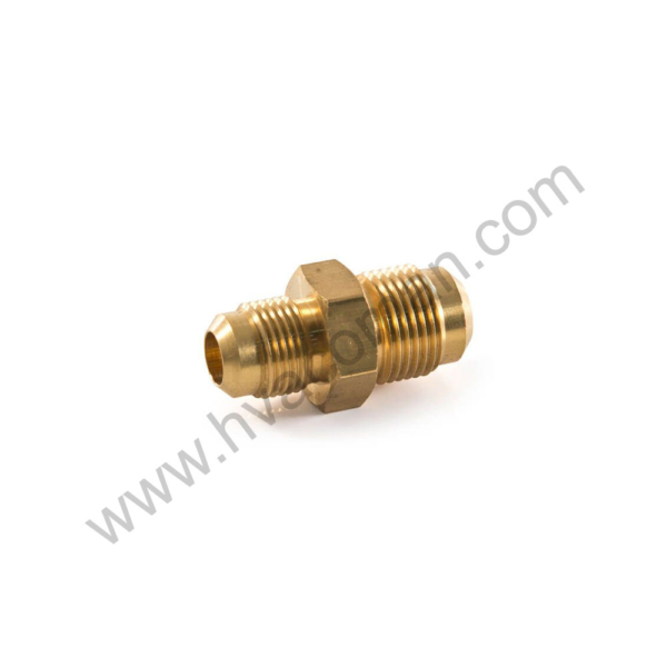 "Male Reducing Union Brass 1/2"" x 3/8"" Flare in Oman"
