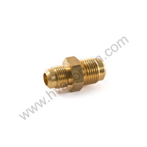 "Male Reducing Union Brass 5/8"" x 3/8"" Flare in Oman"