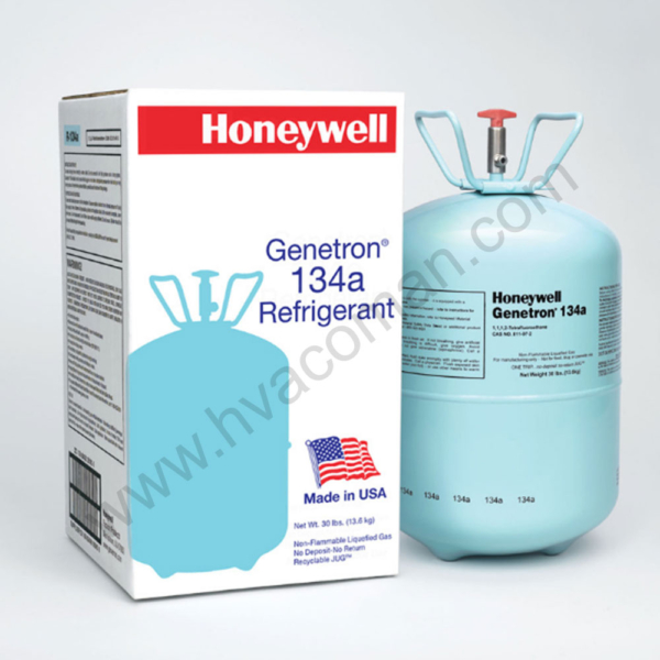 R134a Honeywell Refrigerant Gas in Oman