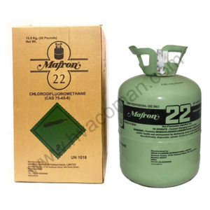 R22 Refrigerant Gas Mafron India