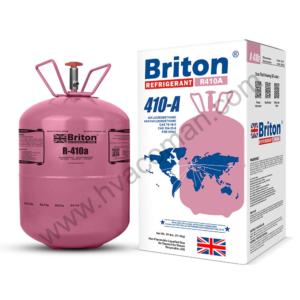 R410a Refrigerant Gas Briton in Oman