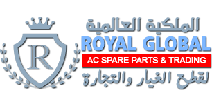 Royal Global AC Spare Parts Oman