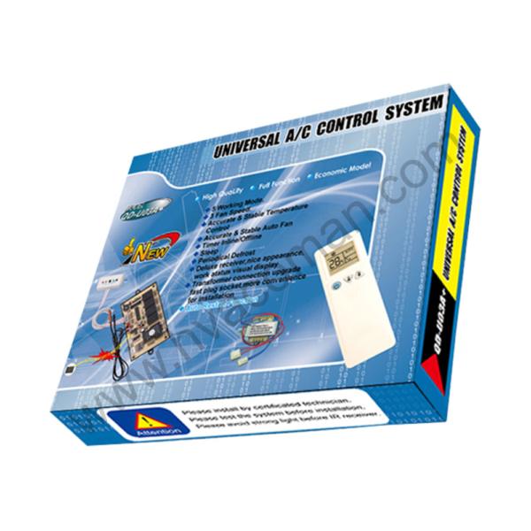 QD-U03A Universal Air Conditioner PCB Board with AC Remote in Oman