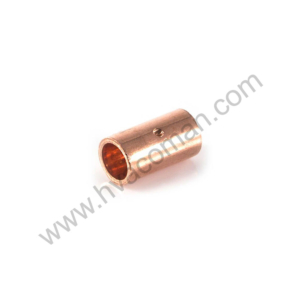 "Copper Coupling - 1/4"" F"