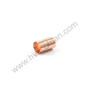 "Copper Coupling - 2.1/8"" F"