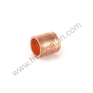 Copper End Feed End Cap - 1/4""
