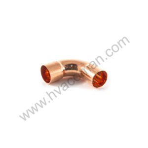 Copper Long Radius Elbow 90° - 1.1/8""