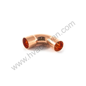 Copper Long Radius Elbow 90° - 5/8""