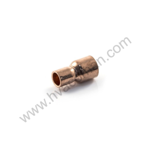 "Copper Reducing Coupling - 7/8"" x 3/4"""