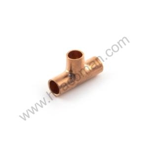 """Copper Tee - 5/8"""" F"""