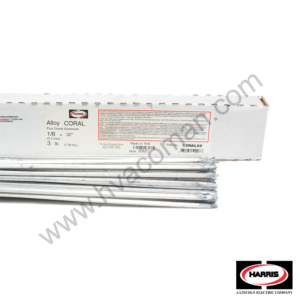 Harris Flux-cored Aluminum Brazing Alloy - Cor-Al-CORAL60