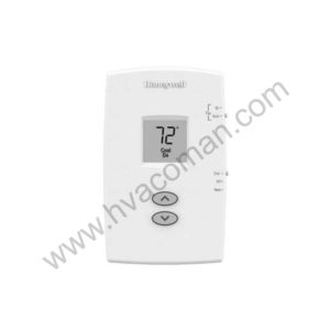 Honeywell PRO 1000 Single Stage Heat/Cool Vertical Non-Programmable Thermostats TH1110DV1009/U TH1110DV-1